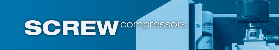 Screw compressors Compresores JOSVAL - Screw compressors Compresores JOSVAL