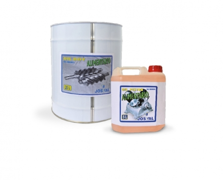 Lubricantes JOSVAL CALIDAD ALIMENTARIA